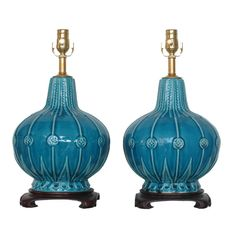 Aesthetic Design Lamps Circa 1920's.  This shape very common with 1920's architecture.