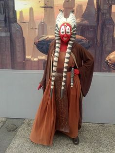Shaak Ti Star Wars Weekends 2012 – Jedi Council