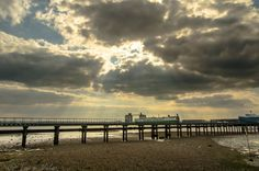 boat over the dock by Tavo