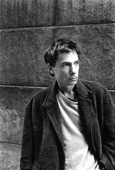 Leos Carax (born Alexandre Oscar Dupont, 1960) - French film director, critic, and writer. Photo by Bertrand Carrière