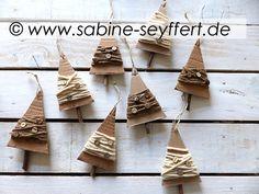 Mein Neues DIY Buch Mit Kreativen Ideen Für Die Adventszeit: Selbst  Gemachte Weihnachtsdeko U0026 Ein Give Away (Sabine Seyffert)