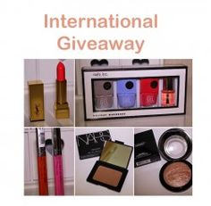 Win #Beauty goodies ^_^ http://www.pintalabios.info/en/fashion_giveaways/view/en/2080 #International #MakeUp #bbloggers #Giveaway