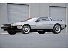 DeLorean : Other DMC-12 V6 TT