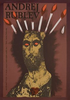 Above: a Czech poster by Jan Kratochvil.