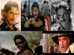 """November Movember Sarsaparilla-loving actor Sam Elliot's graying mutton-chop lip scores the book's only perfect 10. """"Most actors grow a moustache for a particular role, but Elliot doesn't need a movie. The movie needs his moustache,"""" said Jon Chattman."""