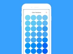 Here is a slightly different color picker concept. I tried to design a little app that would allow us to use the camera as a color picker. Simply snap a photo, pick a color from a genera. Best Ui Design, One Design, Layout Design, Ui Design Inspiration, Daily Inspiration, Color Picker, Splash Page, Mobile Ui Design, Daily Ui