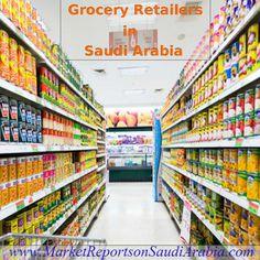 #GroceryRetailers in #SaudiArabia