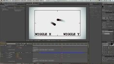 The Wiggle Expression - Adobe After Effects Tutorial