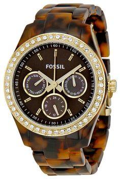 FOSSIL Watch - Tortoise