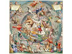 Comprar puzzle Mapa Celeste Antiguo, 1000 piezas, Schmidt. Referencia: 58139 http://sinpuzzle.com/puzzle-1000-piezas/1877-58139-puzzle-mapa-celeste-antiguo-1000-piezas-schmidt.html