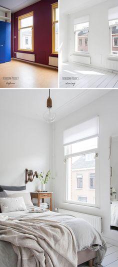 auf zimmerschau: holly's bedroom makeover | bedrooms, room and, Hause deko