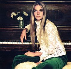 Peggy Lipton, 1968 // model // fashion icon // style idol // iconic women // 1960s // 60s