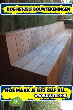 Outdoor Furniture, Outdoor Decor, Outdoor Storage, Diy, Home Decor, Homemade Home Decor, Bricolage, Do It Yourself, Decoration Home
