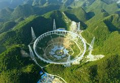 Giant Telescope in China Joins International Hunt for Extraterrestrial Life