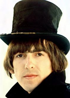 Is this George Harrison or Johnny Depp in Charlie & The Chocolate Factory?