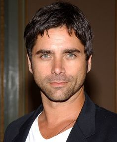 john stamos~ wrote him every day for a year to invite him to my 13th b-day party.... I got a telegram from him apologizing for not being able to come.  (later, not to long ago, found out it was my Mother who sent it)  I was the envy of all my girlfriends.