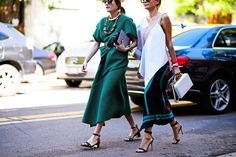 Outfit Ideas To Steal From The Street-Style Stars Of Milan Fashion Week