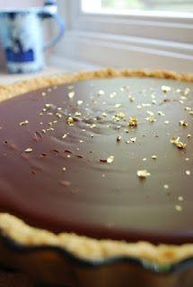 Vegan Chocolate Pie... Must try this!