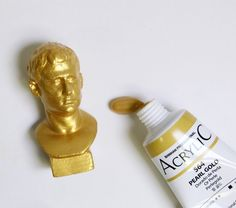 www.shinhanart.com #ShinHanArt #ShinHanAcryliccolor #gold #acrylicpaint #acrylicart #crafting #painting #sculpture #mixedmediaart #creative #art Acrylic Colors, Acrylic Art, Paint Colors, Mixed Media Art, Creative Art, Crafting, Sculpture, Pearls, Gold