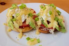 Sriracha Eggs Benedict | 44 Brunch Recipes You Can Make At Home To Save Cash