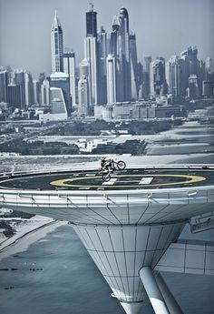 Red Bull X-Fighters en Dubai