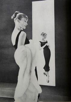 Gleb Derujinsky, Harper's Bazaar October 1955