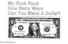 My Buck Book Easy Reader