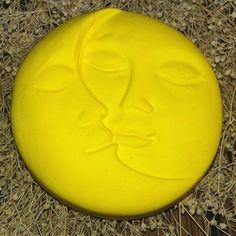 Ay Güneş Silikon Sabun Kalıbı
