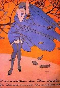 Art Deco Art by Ernesto García Cabral (11 pics) buff.ly/1RDXeIx ♥♥♥