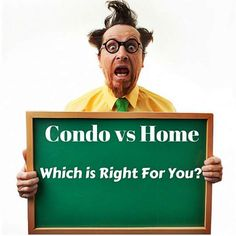 Condo vs Home: Pro's and Con's of Each: http://www.maxrealestateexposure.com/condo-vs-home-pros-and-cons-of-each/  #realestate