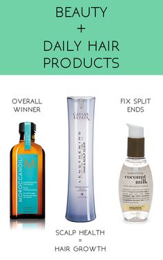Whimsical Charm: beauty + daily hair products