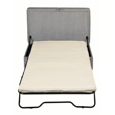 Sleeper Ottoman with Nailhead Trim Dove Grey - Walmart.com - Walmart.com Sleeper Ottoman, Sleeper Sectional, Outdoor Chairs, Outdoor Decor, Laundry Room Design, Chenille Fabric, Dove Grey, Murphy Bed, Foam Mattress
