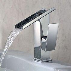 contemporary plumbing fixtures | Bathroom Sink Faucets - contemporary - bathroom faucets - by ...