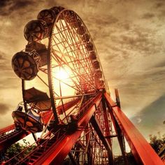 feris wheel to heaven