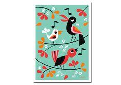 Affiche Ingela P. Arrhenius - Kvitter - Omm Design, Mes Habits Chéris - kidstore Récréatif - Décoration enfant
