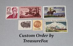 how to order postage stamps online