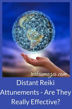 Distace Attunements really works?  Do not miss, read how distanct attunements can be effective. #distaceattunemnts #reiki #reikiattunements