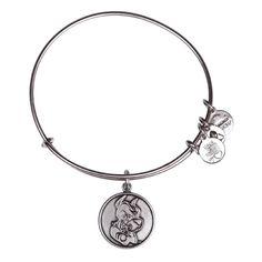 Boston University™ Mascot Charm Bangle - Rafaelian Silver Finish (44 AUD) ❤ liked on Polyvore featuring jewelry, bracelets, rafaelian silver finish, silver jewellery, heart shaped jewelry, silver jewelry, alex and ani jewelry and heart jewelry