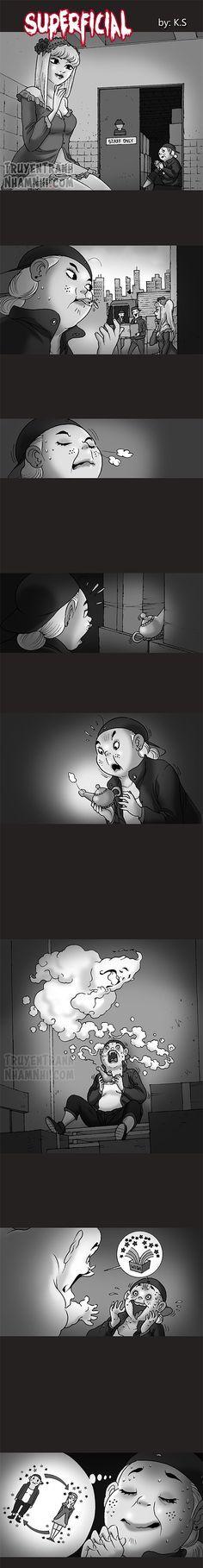 Silent Horror chap 222: Hời hợt