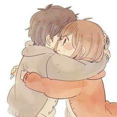 ni naru】『alice cafe』●F. Cute Anime Wallpaper, Cute Cartoon Wallpapers, Anime Girlxgirl, Anime Art, Cute Anime Pics, Anime Love, Family Drawing, Cute Couple Art, Couple Pics