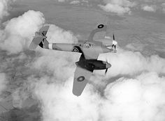 Westland Whirlwind in flight