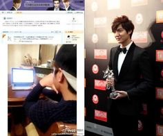 cool Lee Min Ho Breaks Record On Wei Pang Interview, Supersedes EXO-M and Jang Geun Suk