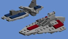 LEGO Ideas - Star Wars Fleets: The Clone Wars