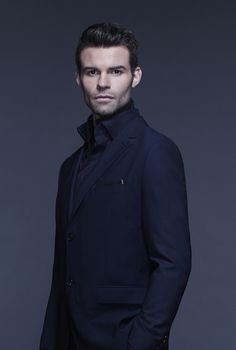 Hello Handsome!!   Elijah - Daniel Gillies season 2 Portrait