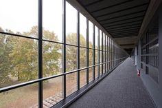 Photos of Eero Saarinen's Abandoned Bell Labs
