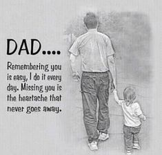 Birthday Quotes For Dad in Heaven my Dad in Heaven Quotes Missing Dad Quotes, Dad In Heaven Quotes, Miss You Dad Quotes, Dad Quotes From Daughter, Rip Dad Quotes, Dad Daughter, Missing Dad In Heaven, Best Dad Quotes, Dad Qoutes