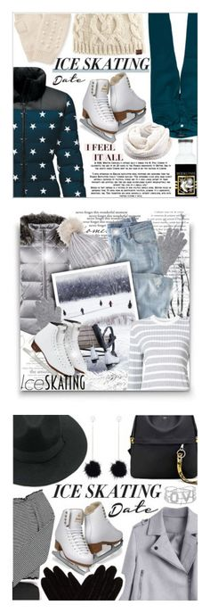 """""""Winners for Skate Date: Ice Skating Outfit"""" by polyvore ❤ liked on Polyvore featuring The North Face, J Brand, Miss Selfridge, Keds, iceskatingoutfit, Johnstons of Elgin, Wrap, Lands' End, Misha Nonoo and AGNELLE"""