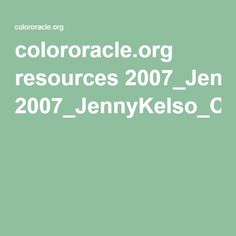 colororacle.org resources 2007_JennyKelso_ColorDesign_lores.pdf