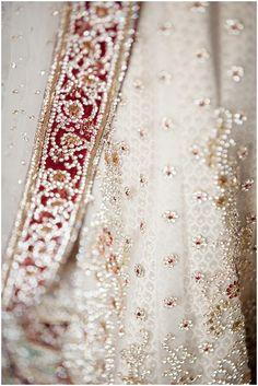 indian wedding sari - nimita and greg's real fusion wedding