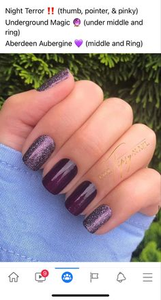 Shellac Nails Fall, Get Nails, Fancy Nails, Nail Manicure, How To Do Nails, Pretty Nails, Hair And Nails, Nail Polish, Manicures
